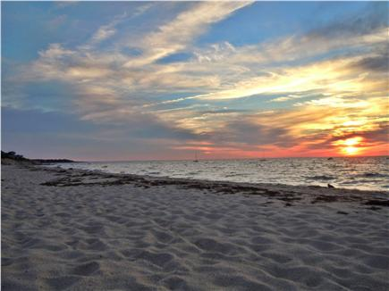 Brewster Cape Cod vacation rental - Bayside Beaches are just about a mile away