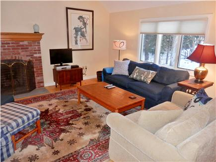 Orleans Cape Cod vacation rental - 2nd living area with TV