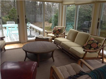 Orleans Cape Cod vacation rental - Sunroom / Porch