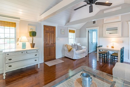 West Yarmouth Cape Cod vacation rental - Living/Family room w/ other angle