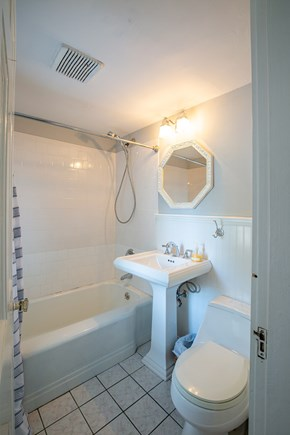 West Yarmouth Cape Cod vacation rental - Beautifully updated bathroom #1