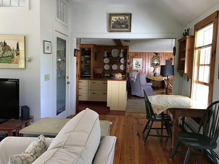 Nauset Heights (East Orleans) Cape Cod vacation rental - Plenty of open-plan living to share indoors, too.