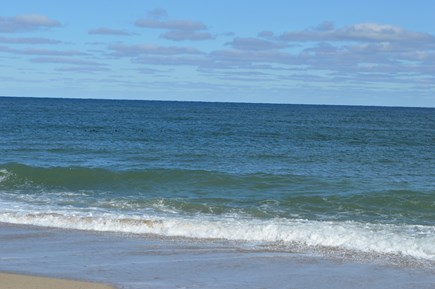Nauset Heights (East Orleans) Cape Cod vacation rental - Miles of ocean. Always there. A quick walk from the house.