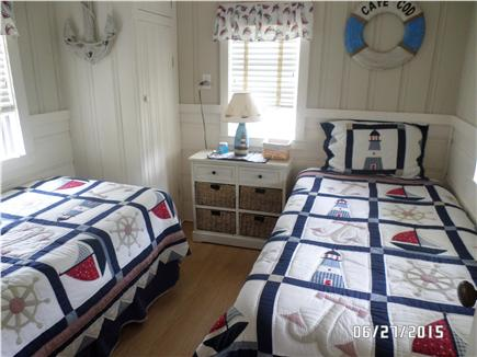 Dennisport Cape Cod vacation rental - Bedroom with Two Twins
