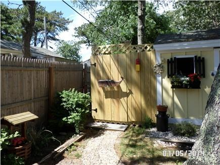 Dennisport Cape Cod vacation rental - Newly Renovated Outdoor Shower