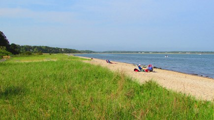 Barnstable, Cotuit Cape Cod vacation rental - Oregon Beach - walk to thru conservation area (1 mile) or drive 2
