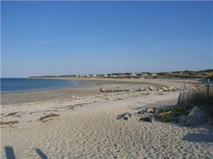 Dennis Cape Cod vacation rental - Corporation Beach at low tide!!