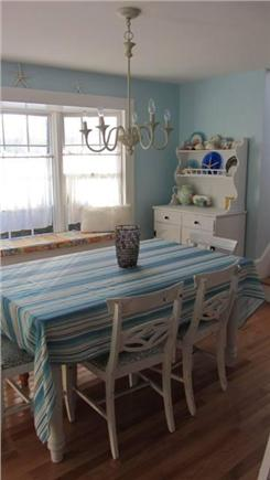 Dennis Cape Cod vacation rental - Dining Room open to Kitchen and Living Room