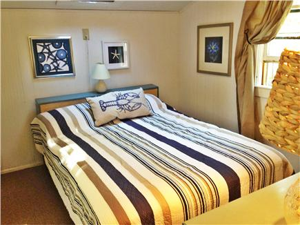 Wellfleet Cape Cod vacation rental - Bedroom #1 (picture does not show new queen bed)
