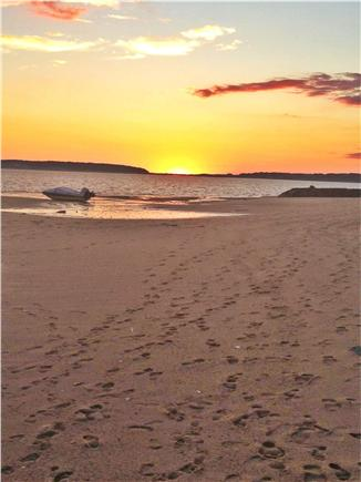 Wellfleet Cape Cod vacation rental - Neighborhood beach just a short walk away!