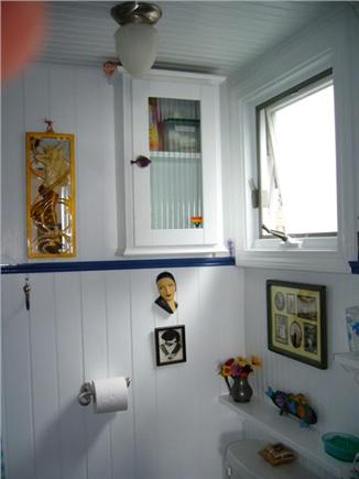 Provincetown Cape Cod vacation rental - Bathroom with shower