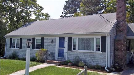 West Dennis Cape Cod vacation rental - Front of home