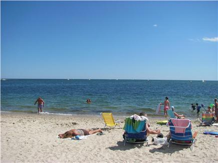 West Dennis Cape Cod vacation rental - Sunny Cape Cod beach day!