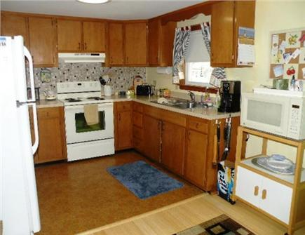 West Dennis Cape Cod vacation rental - Kitchen