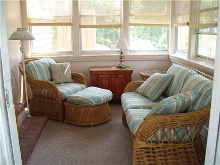 West Dennis Cape Cod vacation rental - Sunroom