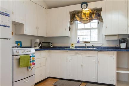 Popponesset Beach in Mashpee,  Cape Cod vacation rental - Kitchen