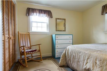 Popponesset Beach in Mashpee,  Cape Cod vacation rental - Bedroom with queen bed