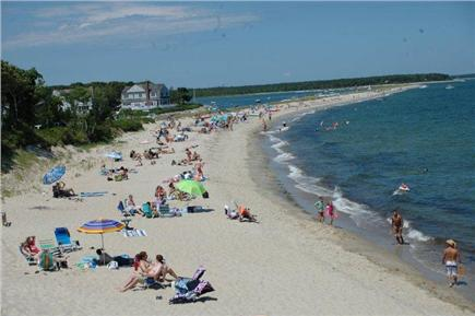 Popponesset Beach in Mashpee,  Cape Cod vacation rental - Poppy Spit-being enjoyed