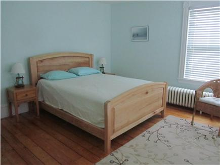 Woods Hole Woods Hole vacation rental - Master bedroom on second floor with walk-in closet