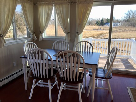 Orleans Cape Cod vacation rental - Dining With a View