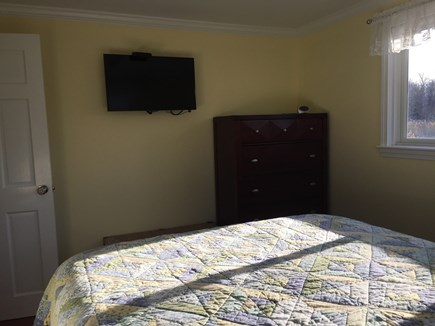 Orleans Cape Cod vacation rental - Another look at bedroom with queen bed and TV