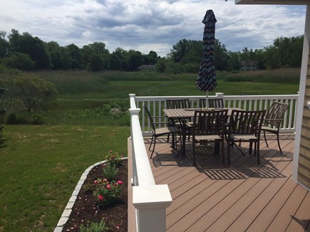 Orleans Cape Cod vacation rental - Gorgeous views from deck