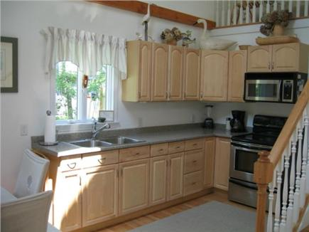 Eastham Cape Cod vacation rental - Modern and open kitchen with skylight