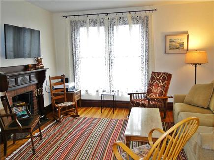 East Dennis Cape Cod vacation rental - Family room with flat screen TV, comfortable seating