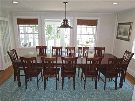Orleans Cape Cod vacation rental - Large dining area, seating for 16+