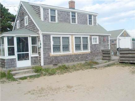 Dennisport Cape Cod vacation rental - Back of the house