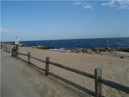 Dennisport Cape Cod vacation rental - Glendon Beach just a short stroll away