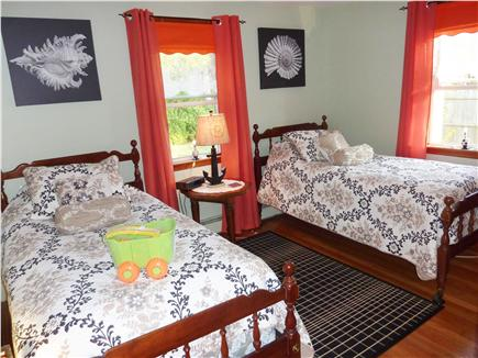 Dennisport Cape Cod vacation rental - Bedroom with Twin Beds