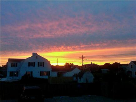 Hyannis Cape Cod vacation rental - Incredible sunsets