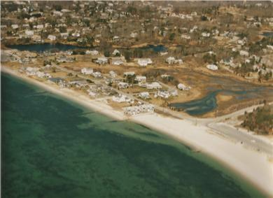 Hyannis Cape Cod vacation rental - Aerial View of property