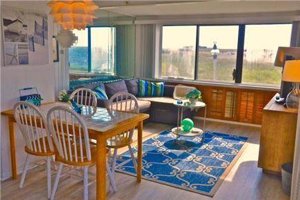 Hyannis Cape Cod vacation rental - Combination living/eating area