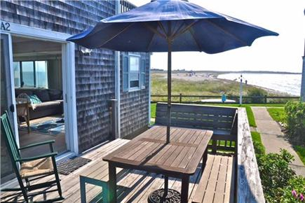 Hyannis Cape Cod vacation rental - From our deck