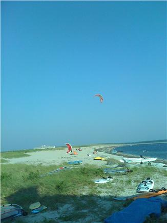 Hyannis Cape Cod vacation rental - So beautiful .. this is one of your views from the deck
