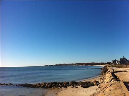 Hyannis Cape Cod vacation rental - Calm day on the Beach