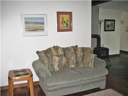 Wellfleet Cape Cod vacation rental - Sitting area