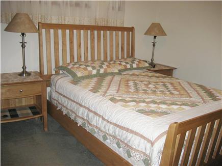 Wellfleet Cape Cod vacation rental - Bedroom with queen bed