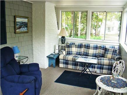 South Yarmouth Cape Cod vacation rental - 3 Season Sun Room