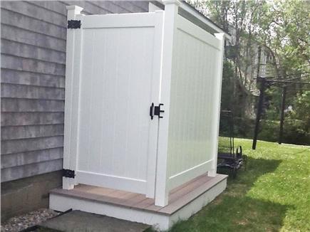 Barnstable Village Cape Cod vacation rental - Outdoor Shower