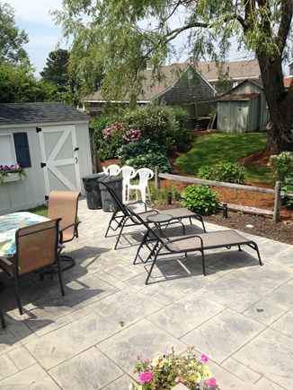 Barnstable Village Cape Cod vacation rental - Outdoor patio