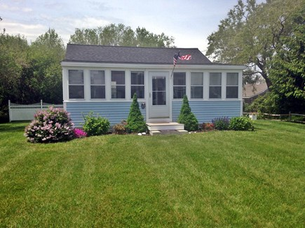 Barnstable Village Cape Cod vacation rental - Front of house
