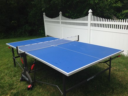 Barnstable Village Cape Cod vacation rental - Yard, outdoor ping-pong and a kayak are also available.