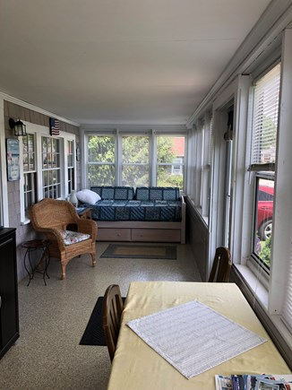 Barnstable Village Cape Cod vacation rental - Porch