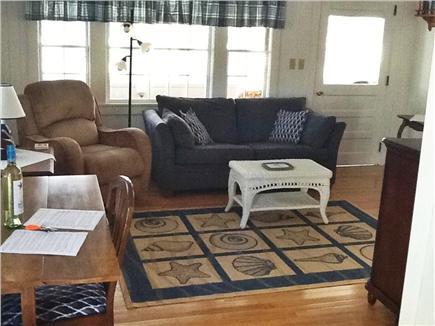 Barnstable Village Cape Cod vacation rental - Living area