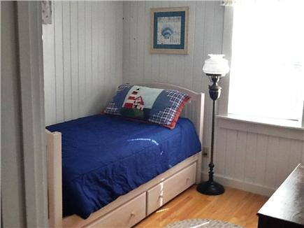 Barnstable Village Cape Cod vacation rental - 2nd Bedroom with twin & trundle