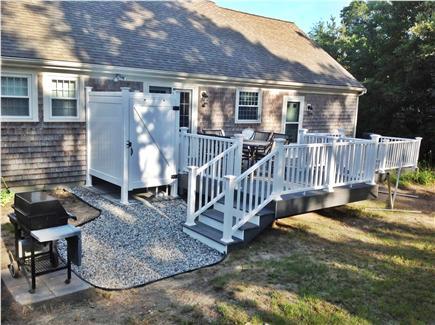 East Dennis Cape Cod vacation rental - Backyard