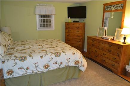 East Dennis Cape Cod vacation rental - Master Bedroom - 1 King